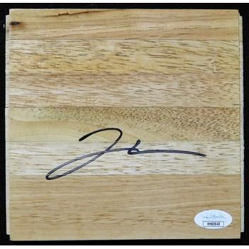 Lou Williams Philadelphia 76ers Signed 6x6 Floorboard JSA Authenticated