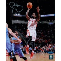 Patrick Beverly Houston Rockets Signed 8x10 Matte Photo TRISTAR Authenticated