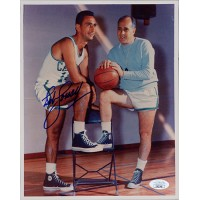 Bob Cousy Boston Celtics Signed 8x10 Glossy Photo JSA Authenticated