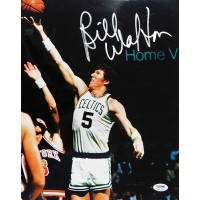 Bill Walton Boston Celtics Signed 11x14 Glossy Photo PSA/DNA Authenticated