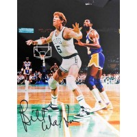 Bill Walton Boston Celtics Signed 16x20 Glossy Photo JSA Authenticated