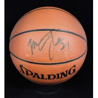Marcus Camby Signed Spalding Indoor/Outdoor Basketball JSA Authenticated