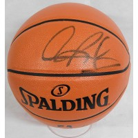 Dennis Rodman Signed Spalding NBA Replica Game Ball JSA Authenticated