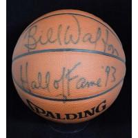 Bill Walton Signed Spalding All Surface NBA Basketball JSA Authenticated
