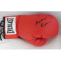 Adrien Broner Boxer Signed Red Everlast Boxing Glove JSA Authenticated