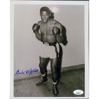 Emile Griffith Boxer Signed 8x10 Glossy Photo JSA Authenticated
