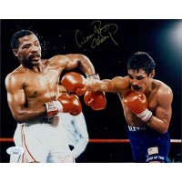 Aaron Pryor Boxer Signed 8x10 Glossy Photo JSA Authenticated