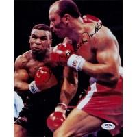 James Bonecrusher Smith Boxer Signed 8x10 Matte Photo PSA Authenticated