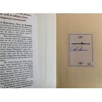 Patrick J. Buchanan Signed A Republic, Not An Empire Book JSA Authenticated