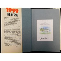 Richard Nixon 1999 Victory Without War Signed 1st Ed Hardcover Book JSA Auth