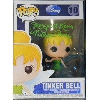 Margaret Kerry Signed Tinker Bell Disney Funko Pop 10 JSA Authenticated