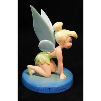 Margaret Kerry Signed Tinker Bell Disney Classic Collection Statue JSA Authenticated