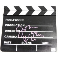 John Waters Signed Directors Clap Board Global Authenticated