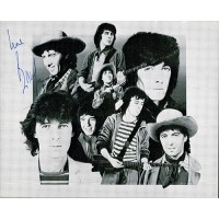 Bill Wyman Musician Rolling Stones Signed 5x6 Postcard JSA Authenticated