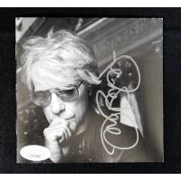 Bon Jovi Signed 2020 CD Booklet JSA Authenticated