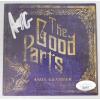 Andy Grammer Signed The Good Parts CD Booklet JSA Authenticated