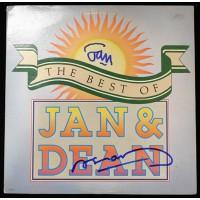 Jan & Dean Signed The Best of Jan & Dean Album JSA Authenticated