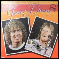 Jan & Dean Signed Deadman's Curve Album JSA Authenticated