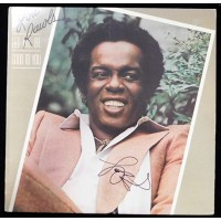 Lou Rawls Let Me Be Good To You Signed LP Album JSA Authenticated