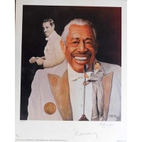 Cab Calloway Jazz Musician Signed LE 16x20 Christopher Paluso Lithograph JSA Authenticated