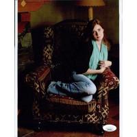 Amy Adam Actress Signed 8x10 Glossy Photo JSA Authenticated