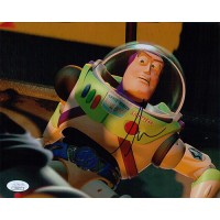 Tim Allen Toy Story Signed 8x10 Matte Photo JSA Authenticated