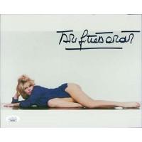 Brigitte Bardot Actress Signed 8x10 Glossy Photo JSA Authenticated