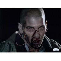 Jon Bernthal The Walking Dead Signed 8x10 Matte Photo JSA Authenticated