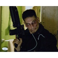 Jon Bernthal The Punisher Signed 8x10 Matte Photo JSA Authenticated