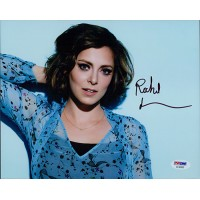 Rachel Bloom Signed 8x10 Matte Photo PSA/DNA Authenticated