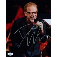 Danny Elfman Signed 8x10 Matte Photo JSA Authenticated