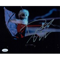 Danny Elfman The Nightmare Before Christmas Signed 8x10 Matte Photo JSA Authenticated