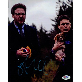 James Franco The Interview Signed 8x10 Glossy Photo PSA/DNA Authenticated