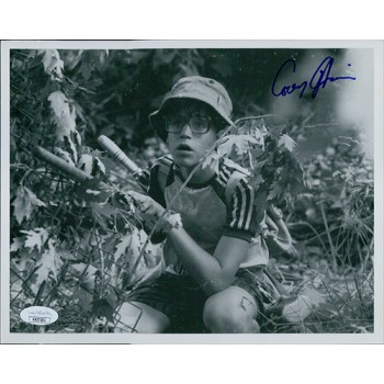 Corey Haim Lucas Actor Signed 8x10 Glossy Photo JSA Authenticated
