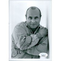 Bob Hoskins Actor Signed 5x7 Glossy Photo JSA Authenticated