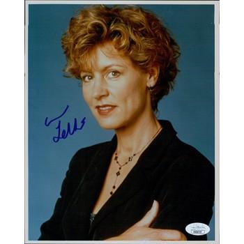 Christine Lahti Actress Signed 8x10 Glossy Photo JSA Authenticated