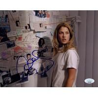 Ali Larter Actress Signed 8x10 Glossy Photo JSA Authenticated