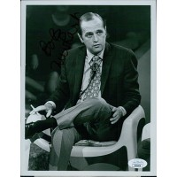 Bob Newhart Actor Signed 7x9 Original Still Glossy Photo JSA Authenticated
