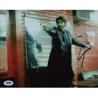 Al Pacino Carlito's Way Signed 8x10 Matte Photo PSA/DNA Authenticated