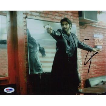 Al Pacino Carlito's Way Signed 8x10 Matte Photo PSA/DNA Authenticated