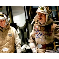 John Ratzenberger Star Wars Signed 8x10 Matte Photo JSA Authenticated