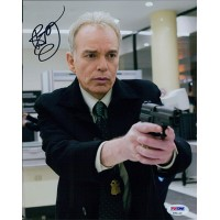 Billy Bob Thornton Eagle Eye Signed 8x10 Matte Photo PSA/DNA Authenticated