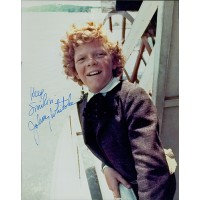 Johnny Whitaker Tom Sawyer Signed 8x10 Glossy Photo JSA Authenticated