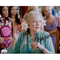 Betty White You Again Actress Signed 8x10 Matte Photo JSA Authenticated