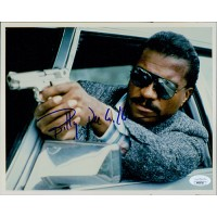 Billy Dee Williams Actor Signed 8x10 Glossy Photo JSA Authenticated