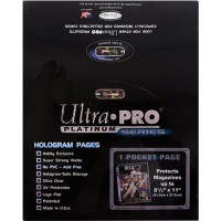 "Ultra Pro 1-POCKET 8 1/2"" X 11"" PAGE (MAGAZINE) Box (100-Count)"