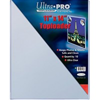 Ultra Pro 11x14 Toploaders (20-Count)