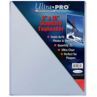 Ultra Pro 8x10 Toploaders (25-Count)