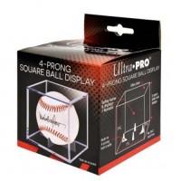 Ultra Pro Baseball Cube Display