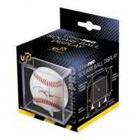 Ultra Pro Baseball UV Cube Display